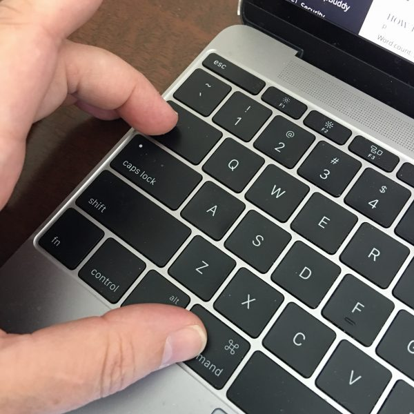 Command+Tab Keys on Mac