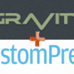 Gravity + CustomPress