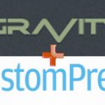 Gravity + CustomPress