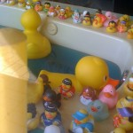 Rubber duckies market benefits, not specs