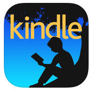 Kindle iOS App icon